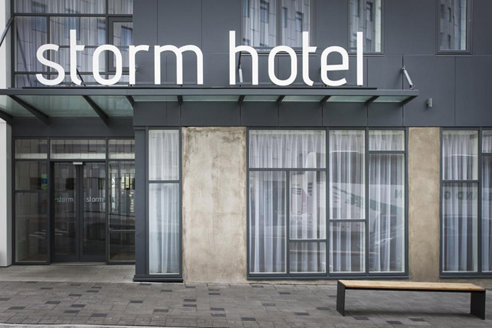 Hotel-Storm